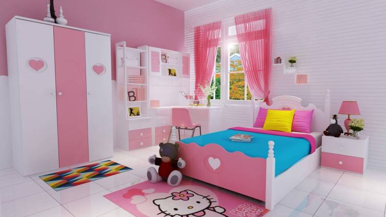 Wondrous baby room decoration ideas #kidsbedroomideas #kidsroomideas #littlegirlsbedroom