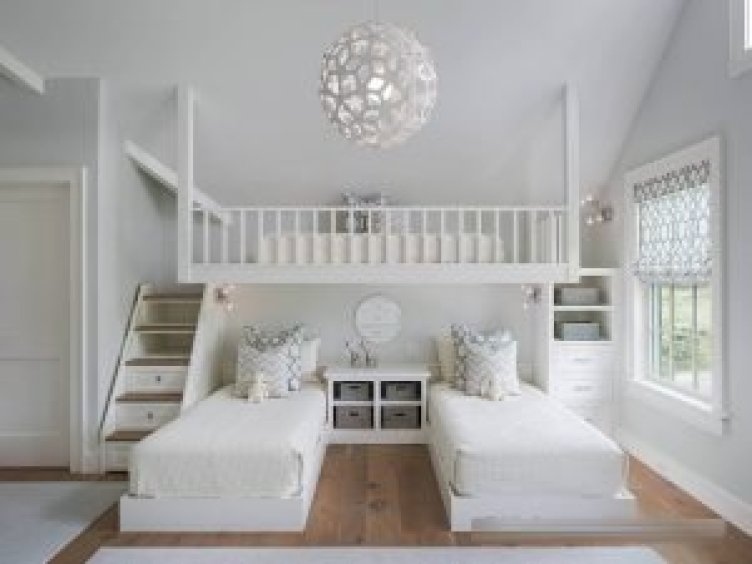Incredible attic room decoration ideas #atticbedroomideas #atticroomideas #loftbedroomideas