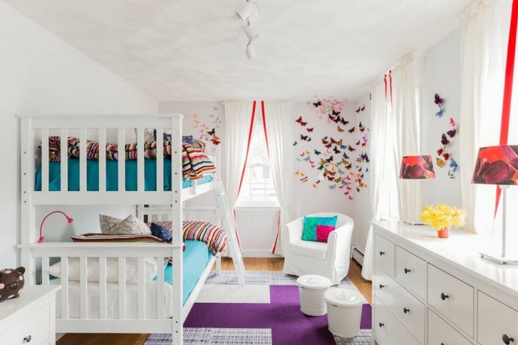 Terrific toddler bedroom ideas #kidsbedroomideas #kidsroomideas #littlegirlsbedroom