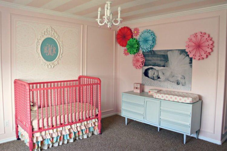 Wonderful baby girl nursery ideas uk #babygirlroomideas #babygirlnurseryideas #babygirlroom