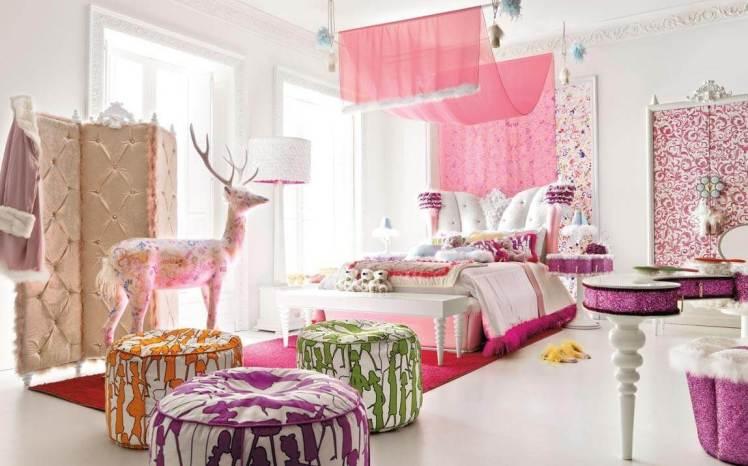 Remarkable trendy teenage girl bedroom ideas #teenagegirlbedroomideas #teengirlsroom #girlsbedroomideas