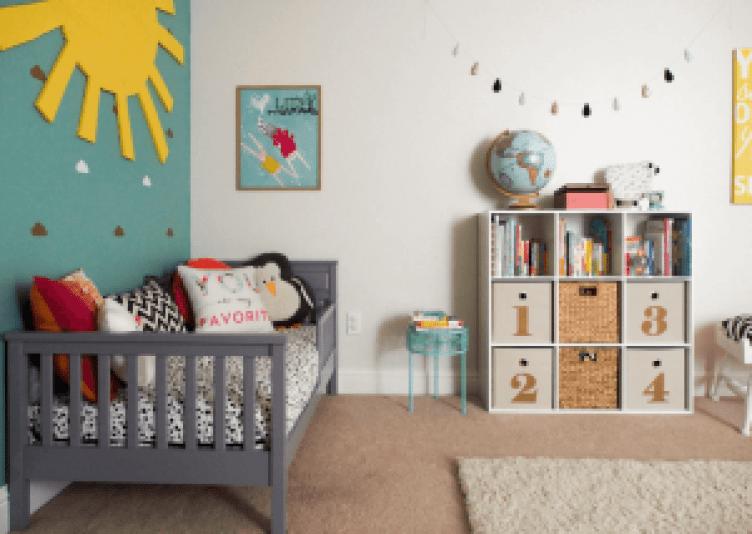 Marvelous teenage bedroom ideas for small rooms #kidsbedroomideas #kidsroomideas #littlegirlsbedroom