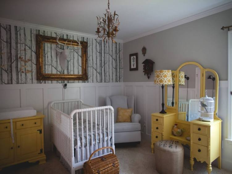 Excited baby boy room ideas grey and blue #babyboyroomideas #boynurseryideas #cutebabyroom