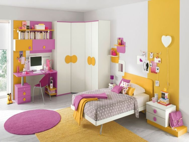 Amazing toddler girl room #kidsbedroomideas #kidsroomideas #littlegirlsbedroom