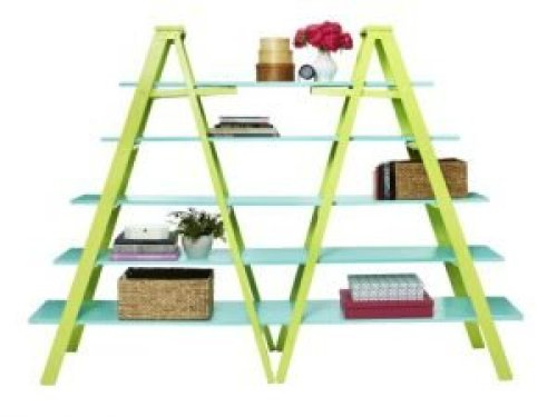 tier ladder shelf