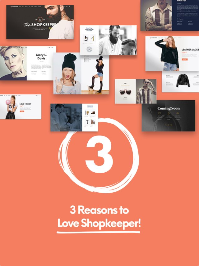 Shopkeeper - eCommerce WP Theme for WooCommerce 14