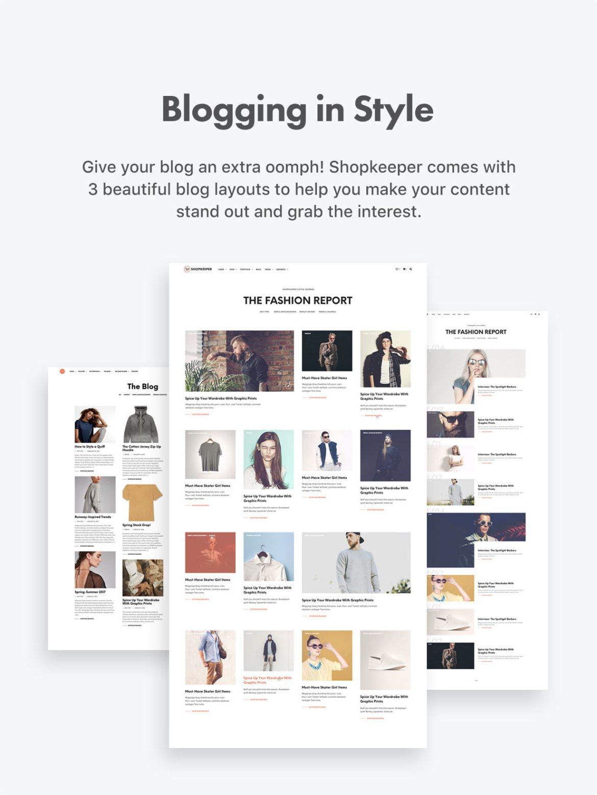 Shopkeeper - eCommerce WordPress Theme for WooCommerce - 42