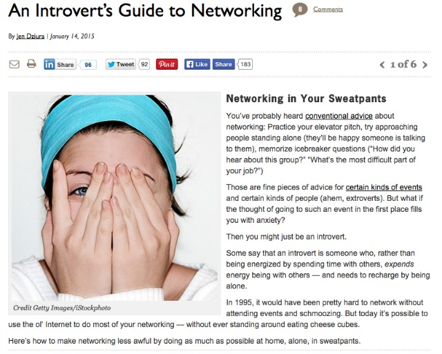IntrovertNetworking