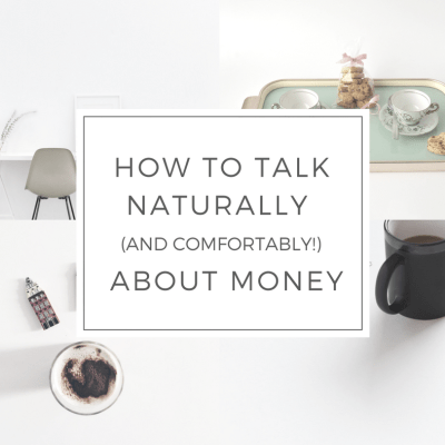 Bullish Q&A: How To Naturally (And Comfortably!) Talk About Money