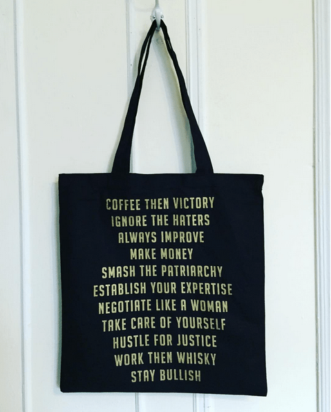 Womanifesto bag