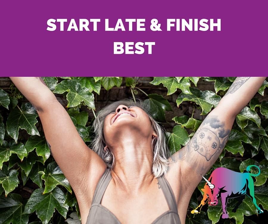START LATE
