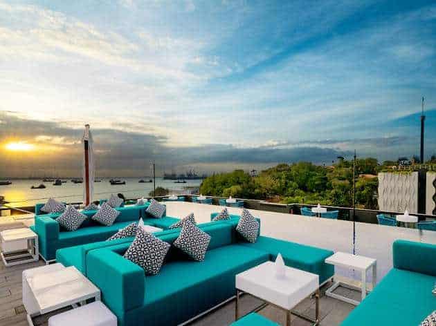Singapore top rooftop bar