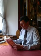 MEP Vice-President Oldřich Vlasák
