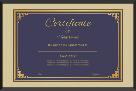 blue certificates   Saman cinetonic co blue certificates