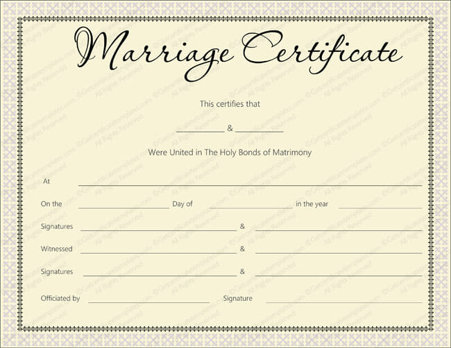 make your own certificate templates