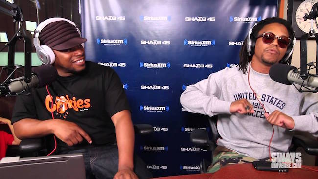 sway in the morning fast rappers