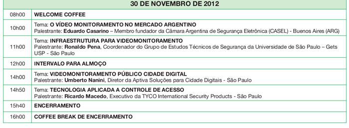 VII Congresso Internacional de Segurança