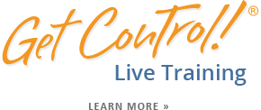 Get Control Live Training Seminars, Classes & Courses