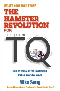 The Hamster Revolution for Tech Quotient A digital transformation classic