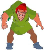 Quasimodo, Hunchback of Notre-Dame
