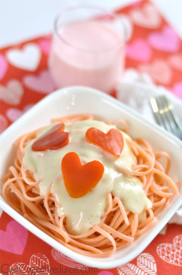 Valentine\'s Day Pasta Ideas