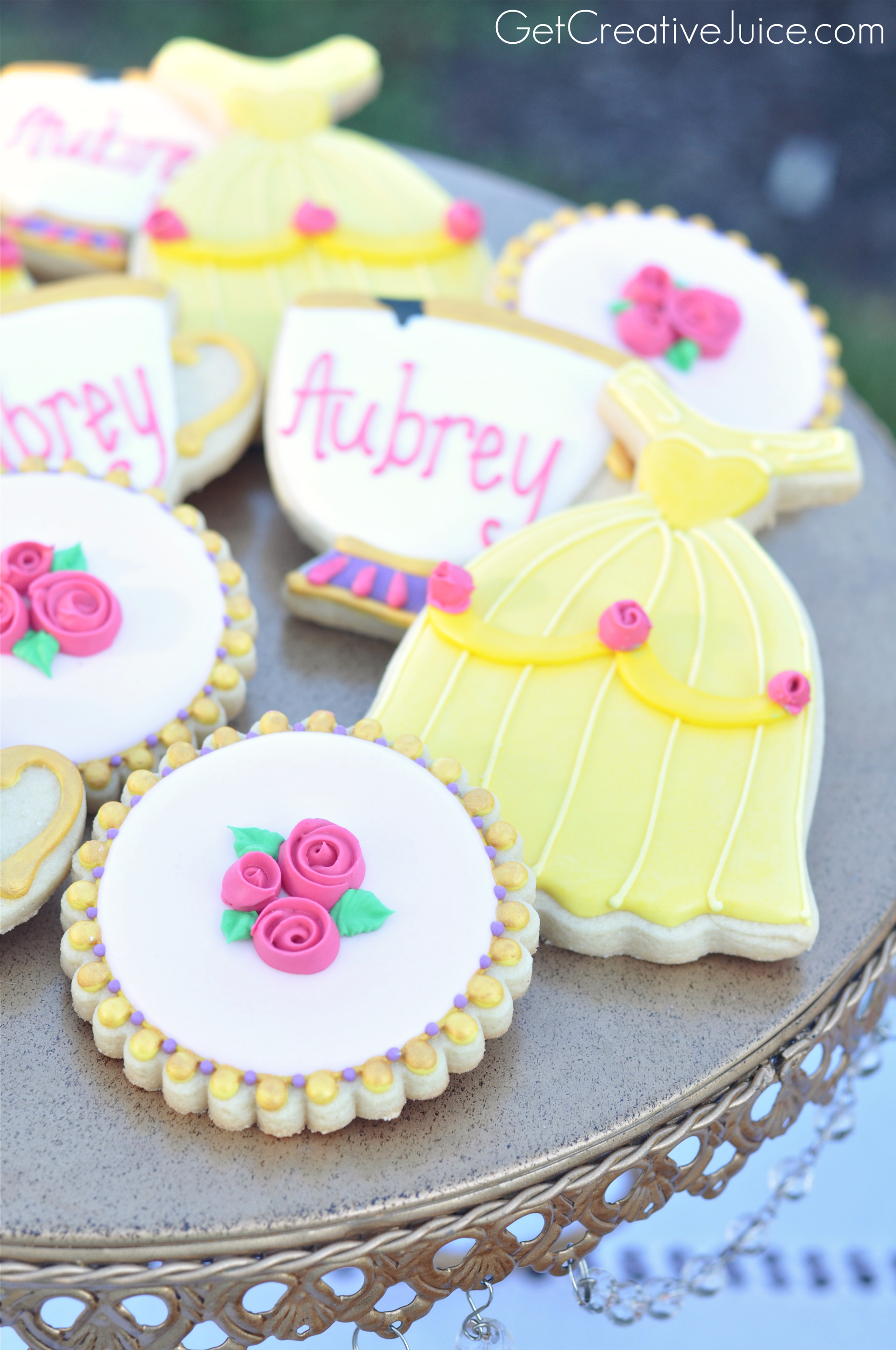 Disney Princess Party With Belle