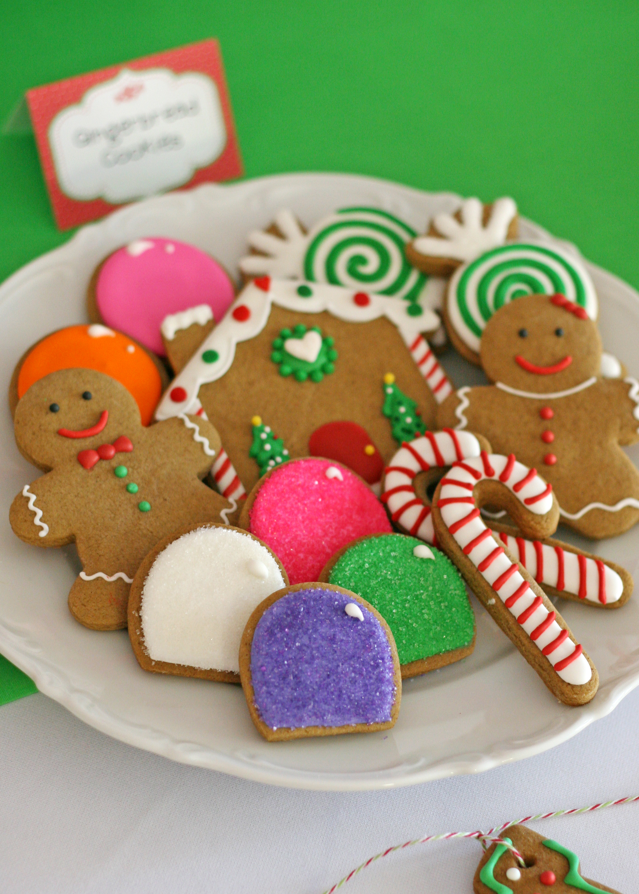 Christmas Cookie Exchange Party For Kids