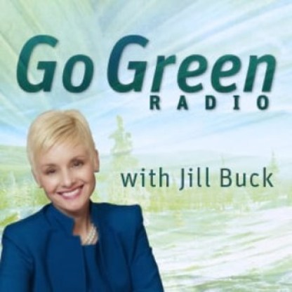 Go Green Radio with Jill Buck