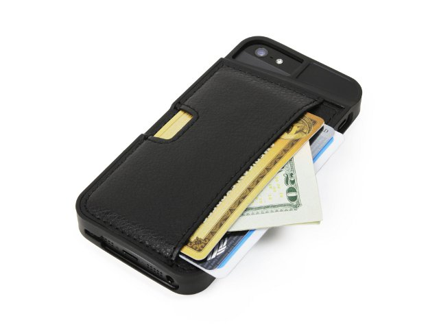 Q Card Case for iPhone 5/5S by CM4