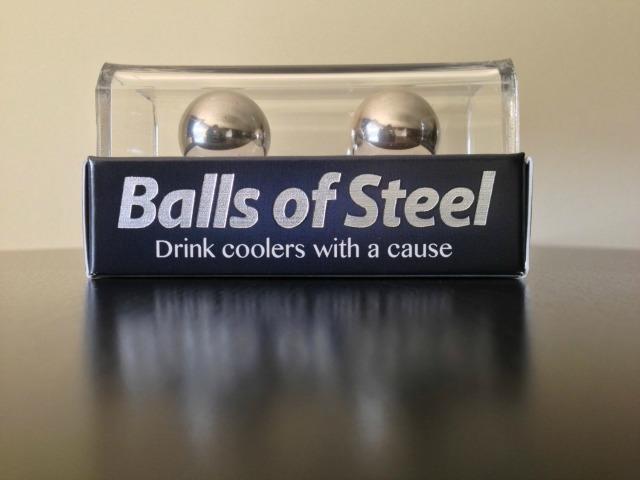 Balls of Steel Drink Coolers