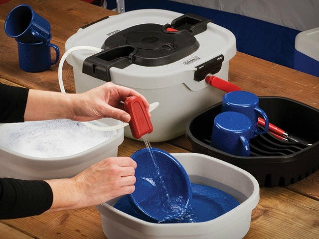 Coleman All-in-One Portable Sink