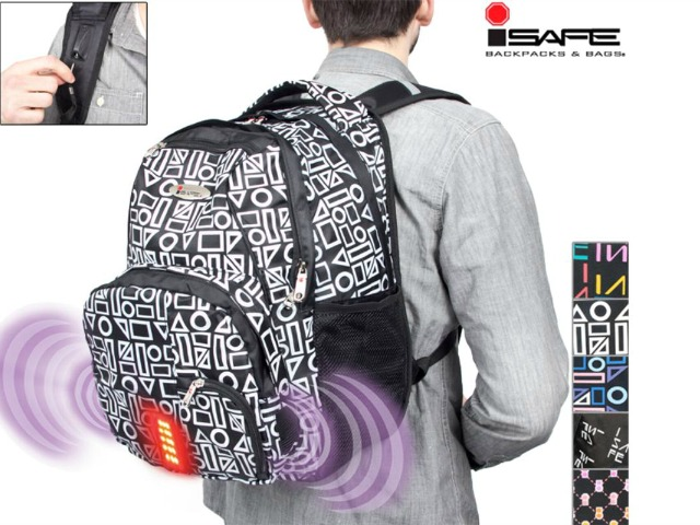 iSafe Child School BackPack