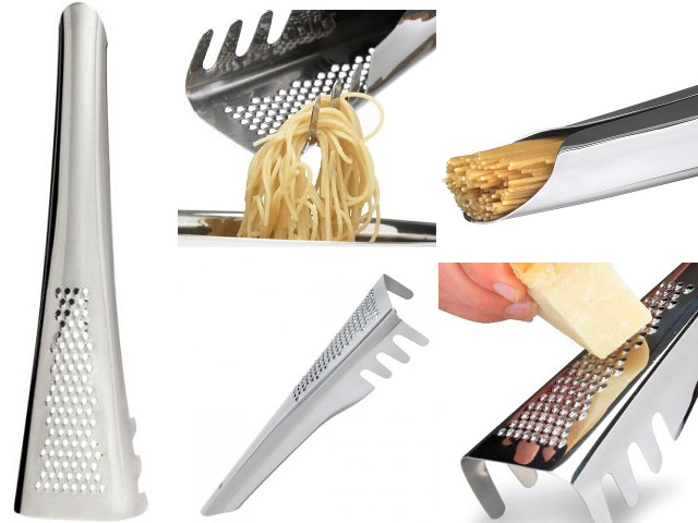 Stainless Steel Sagaform Pasta Server