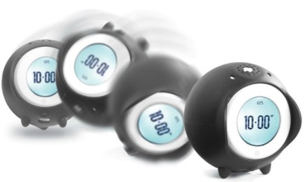 Tocky Runaway Alarm Clock with MP3