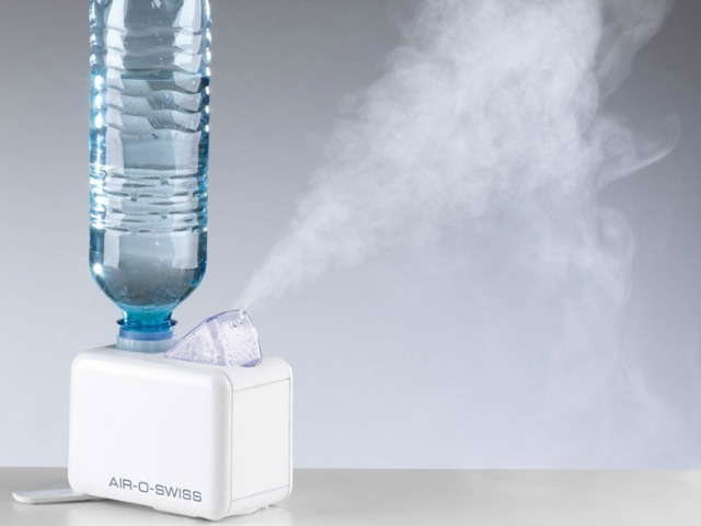 Air-O-Swiss Travel Ultrasonic Humidifier