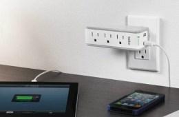 Belkin SurgePlus USB Swivel Charger