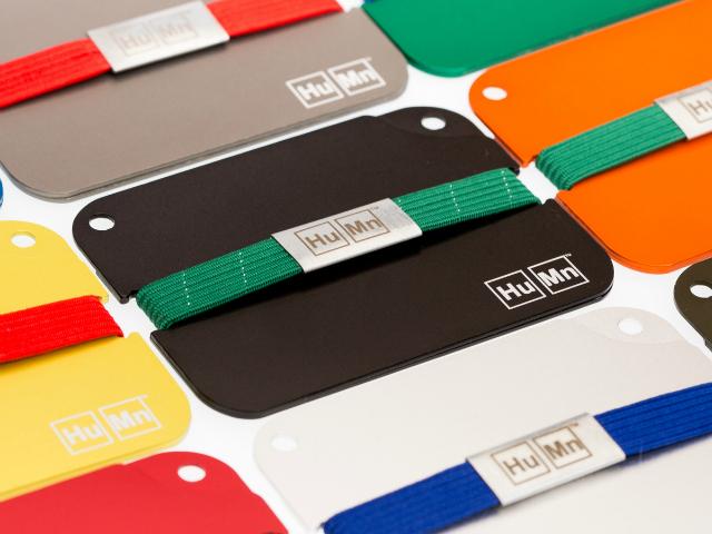 HuMn Men's Mini Wallet