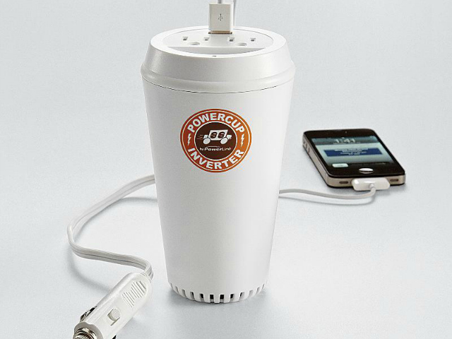 PowerLine PowerCup Mobile Inverter