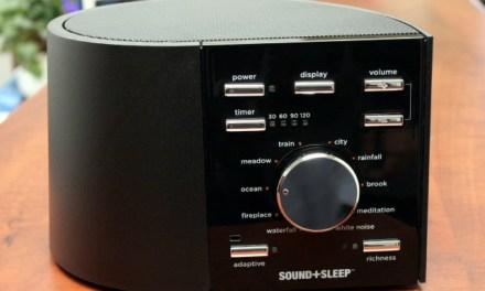 Ecotones Sound + Sleep Machine