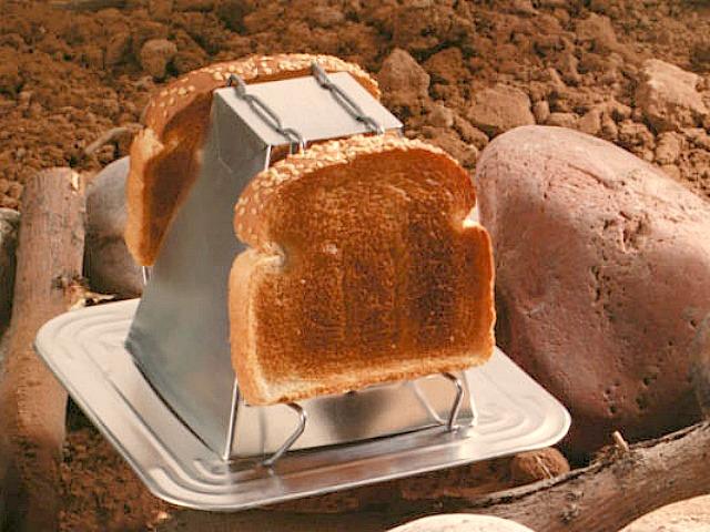 Genuine Pyramid Toaster