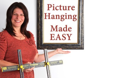 Hang It Perfect – Picture Hanger Tool