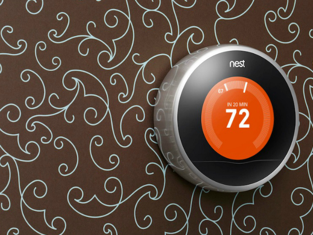 Nest Learning Thermostat – 2nd Generation