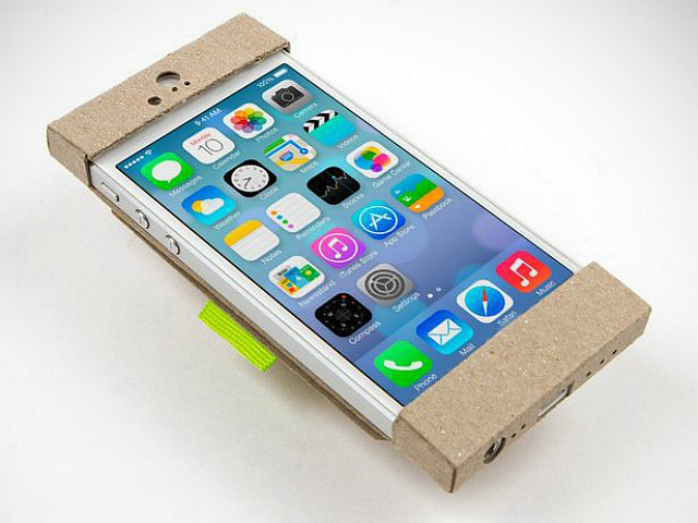 Chipster Recycled iPhone 5 Wallet/Case
