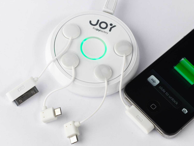 Joy Factory ZipMini Multi-Charging Station