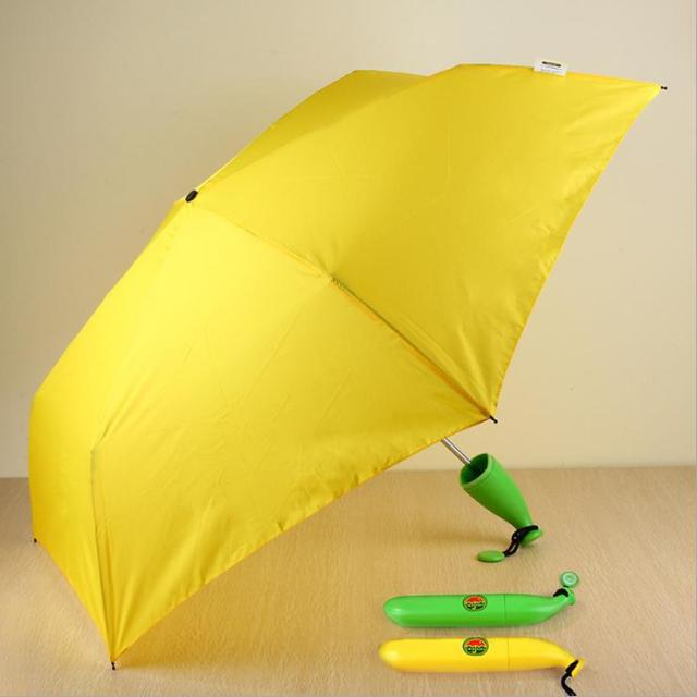 Um-Banana Compact Umbrella