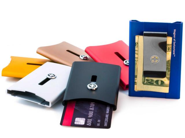 Wagner Victorinox Swiss Wallet Getdatgadget