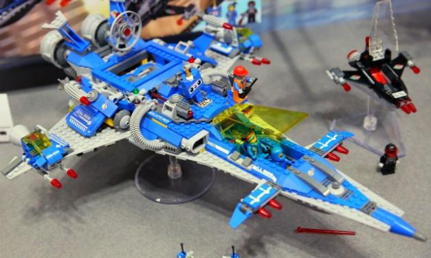 LEGO Movie Benny's Spaceship, Spaceship, Spaceship!