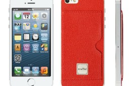 Truffol Autograph Italian Leather Skin iPhone Sleeve