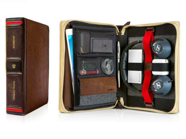 Twelve South BookBook Travel Journal for iPad