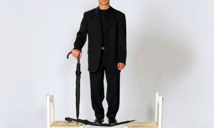 Unbreakable Umbrella cum Walking Stick